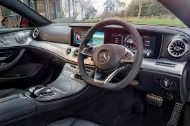 mercedes benz e class interior mercedes benz e class coupe review parkers