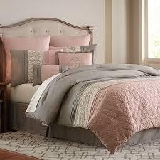 Blush Pink Comforter Vcny 8 Piece Blush Clover Comforter Set Pink Shop Your Way