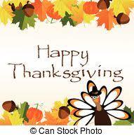 vector illustration of thanksgiving pumpkins corner decor pattern