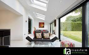 open plan living u2013 transform architects u2013 house extension ideas