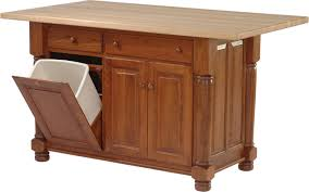 kitchen island trash bin kitchen islands frederick md