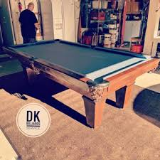 Custom Cloth Pool Table Cover Dk Billiards Pool Table Service U0026 Showroom Orange County Ca