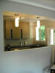 ouverture cuisine sur sejour ouverture cuisine salon great cuisine quipe en bois avec