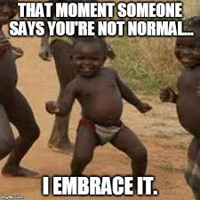 Normal Meme - third world success kid meme imgflip
