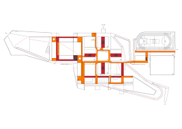 basic floor plan gallery of basic and secondary of sever do vouga pedro