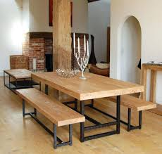 Rod Iron Dining Chairs Wood And Iron Dining Tables U2013 Librepup Info