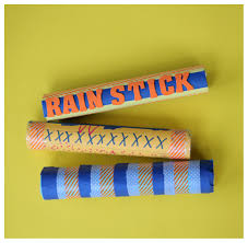 kitchen towel craft ideas recycled craft make a rainstick kix cereal