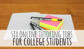 Online Tutoring Jobs for College Students The College     FAMU Online