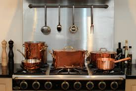 ustensiles de cuisine en cuivre casseroles et poêles en cuivre