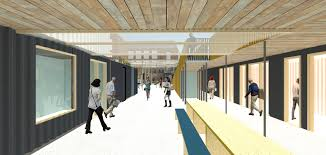 Planning Portal Interactive House by Spark York Submits Planning Application
