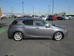 lexus ct touch up paint pre owned 2014 lexus ct 200h hybrid hatchback in sandy s2506