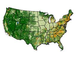 Us Regions Map Silvis Lab Spatial Analysis For Conservation And Sustainability