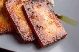 cuisiner le tofu ferme tofu au gingembre au four