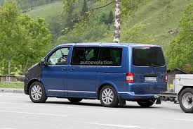 volkswagen caravelle interior 2016 new t6 volkswagen transporter interior shown in latest spyshots