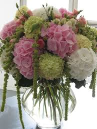 hydrangea arrangements 27 best garden arrangements images on hydrangeas