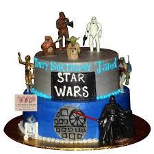 wars birthday cake 1727 2 tier wars birthday cake abc cake shop bakery
