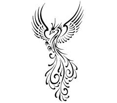 top 10 phoenix tattoo designs