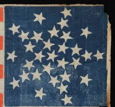 Chicago Flag Star Jeff Bridgman Antique Flags And Painted Furniture 31 Stars