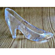glass slipper party favor cinderella s glass slipper large princess party decorati
