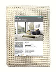 rugs u0026 stuff rug anti slip rug gripper underlay for hard floors