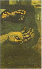 two hands by vincent van gogh 639 painting