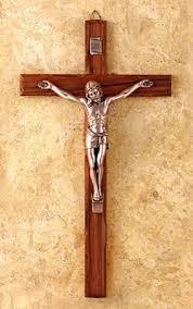 large wall crucifix st michael s books gifts 10 italian wood wall crucifix