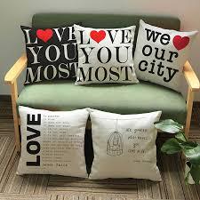 Home Decor Throw Pillows by Online Get Cheap Bedroom Throw Pillows Aliexpress Com Alibaba Group