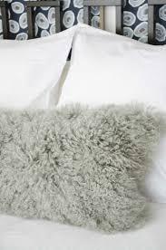Mongolian Lamb Cushion Julia U0027s College Bedroom Reveal Thou Swell