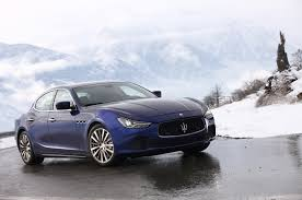 vintage maserati ghibli 2014 maserati ghibli priced at 66 850 rated iihs 2013 top safety