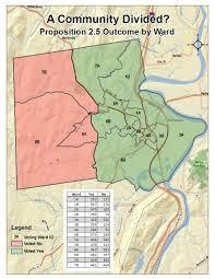 map of northton ma community divided smith gis