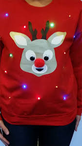 best funny u0026 ugly christmas light sweaters for girls u0026 women 2014