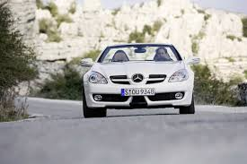 2008 mercedes benz slk facelift official high res images u0026 info
