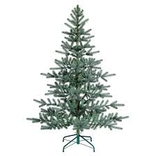 5 5ft unlit artificial tree blue green balsam fir