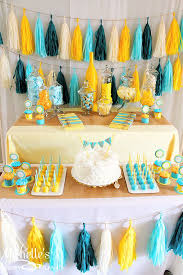 baby shower colors 41 gender neutral baby shower décor ideas that excite digsdigs