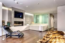 electric fireplace brick wall home design ideas whole remodel