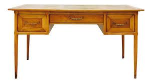 Modern Desk Table by Vintage Tomlinson Mid Century Modern Desk Chairish