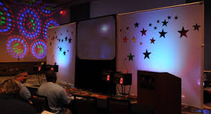 stage lighting and special effects up lighting