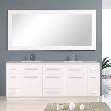 design element j84 ds w moscony 84 double sink vanity set in white