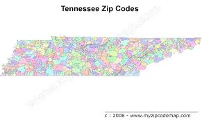 Map Of Tennessee With Cities by East Tennessee Zip Code Map Wisconsin Map