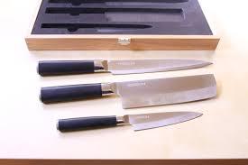 japanese foodie kamikoto 神箏 kanpeki knife set review