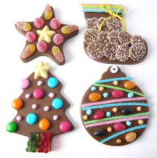 chocolate christmas decorations diy kit by chocolate by cocoapod
