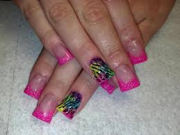 best acrylic nail tips the eye catching acrylic nail designs