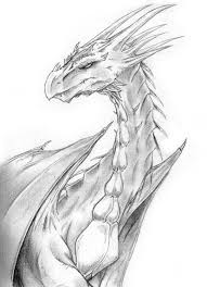 dragon sketch by kendallhaleart on deviantart
