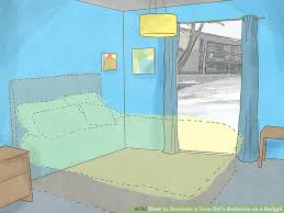 how to decorate a teen u0027s bedroom on a budget with pictures