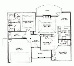 2 bedroom home floor plans one bungalow floor plans jones ii plan 2 bedroom house