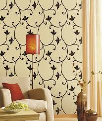 wallpapers for home interiors classic home wallpaper design quecasita