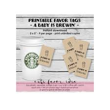 baby shower favor tag printables cutestbabyshowers com