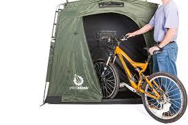the yardstash iii space saving outdoor bike storage garden