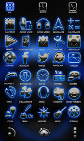 themes mobile android 3d laser go launcher ex theme vnone android themes android mobile