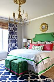 colorful master bedroom one room challenge master bedroom reveal dimples and tangles